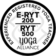 julie yoga alliance logo