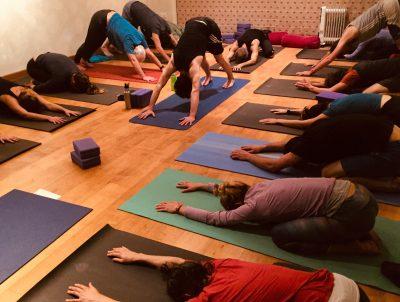 yoga in cornwall julie yoga